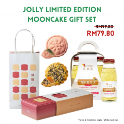 Jolly Limited Edition Mooncake Gift Set